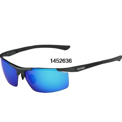 Henry - Sports Aluminum UV Sunglasses - SunShutterz