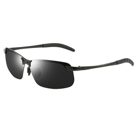 Alek - Rectangle UV Sunglasses - SunShutterz