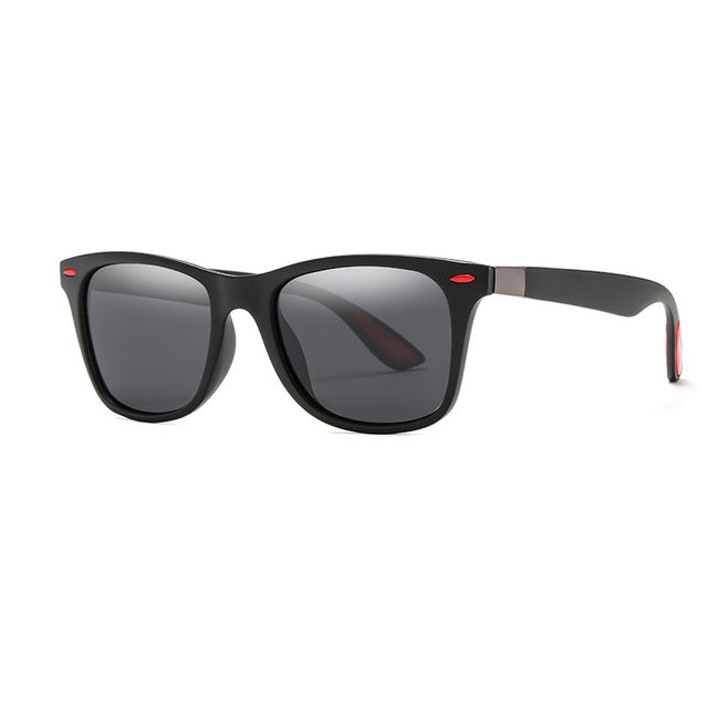 Haylie Black Classic Sunglasses - SunShutterz