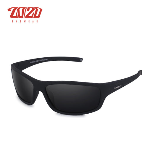 Men's Rectangle Polarized Sunglasses - SunShutterz