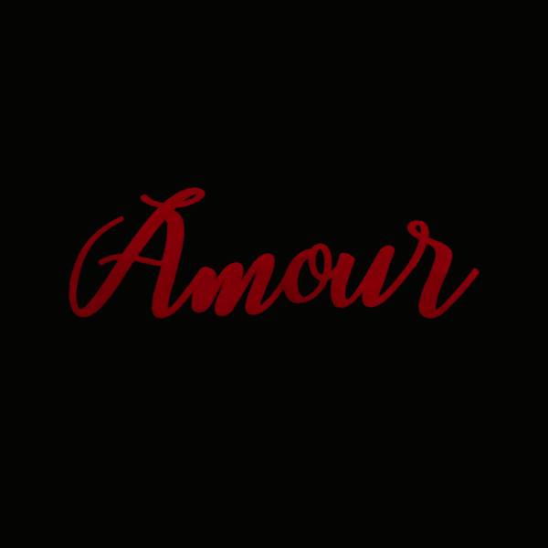 AMOUR - oversized t-shirt - LB2 Studio