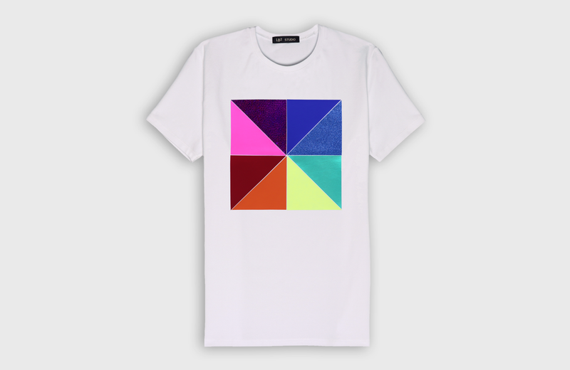 CHROMA - t-shirt - LB2 Studio