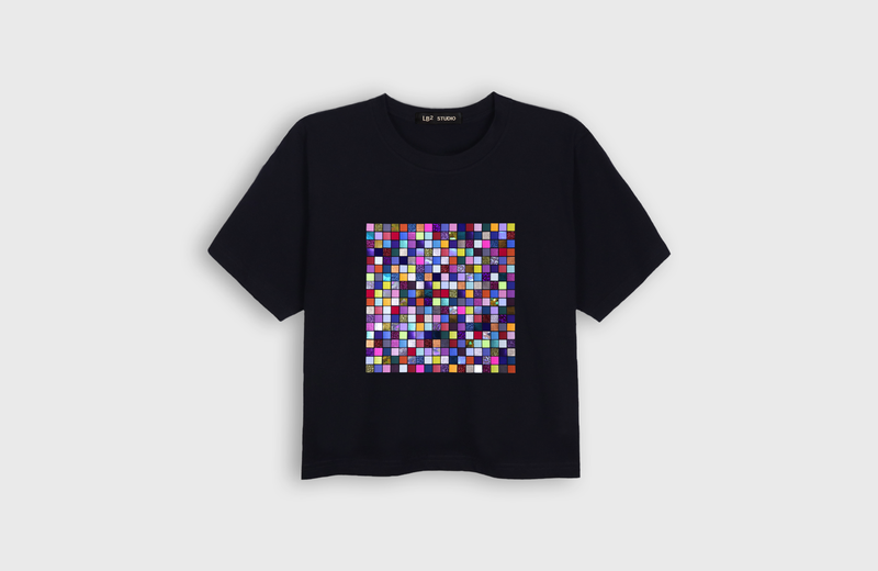 ELMER - cropped t-shirt