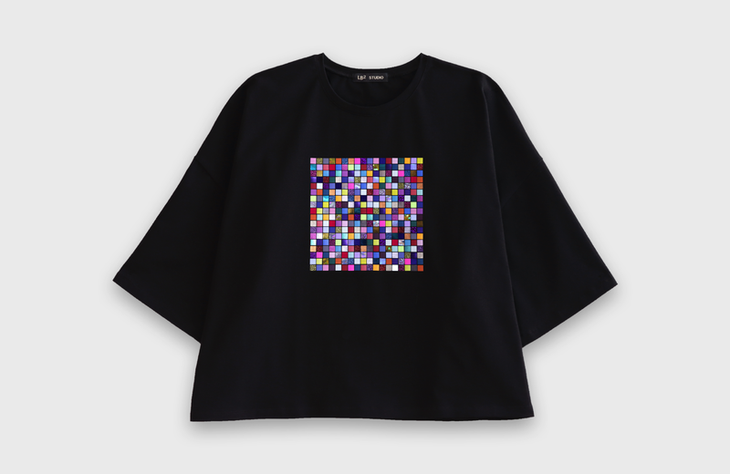 ELMER - oversized t-shirt