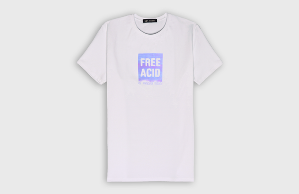 FREE ACID - t-shirt - LB2 Studio
