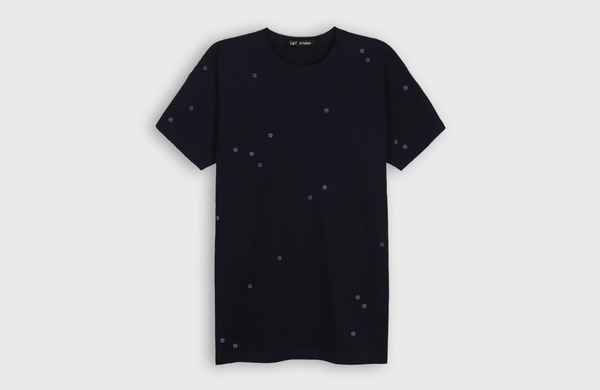 MOON DOTS - t-shirt - LB2 Studio