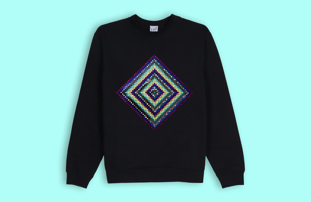 NANOPSYCHOSAIC black sweater