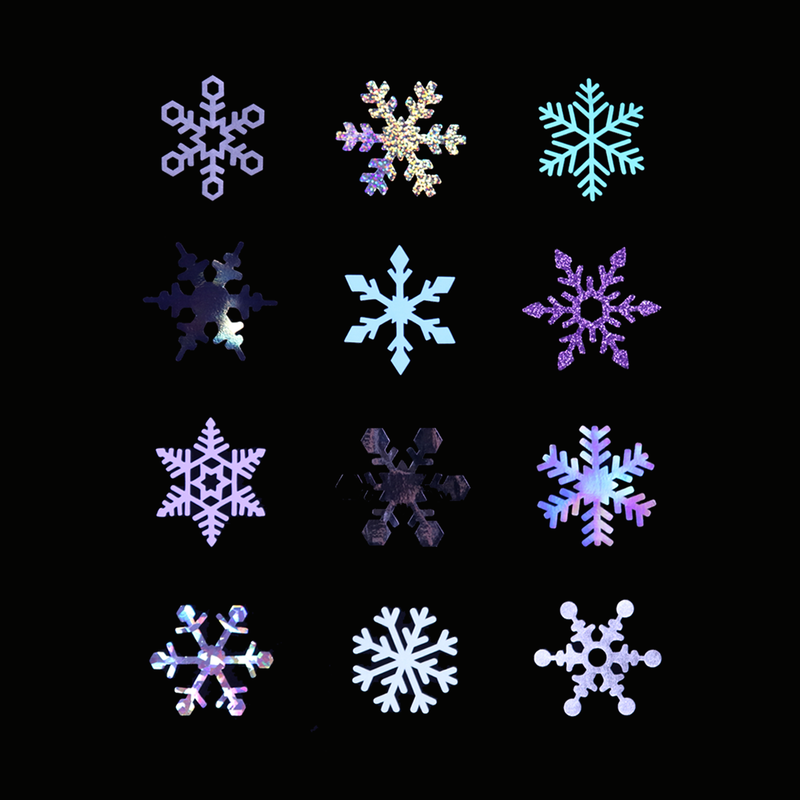 SNOWFLAKES - cushion