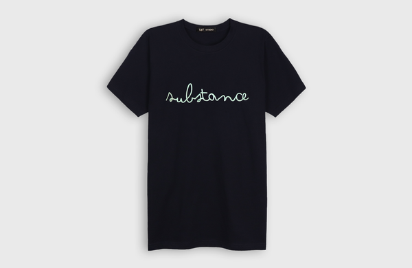SUBSTANCE - t-shirt - LB2 Studio