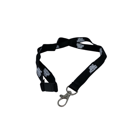 Puck Cancer Lanyard