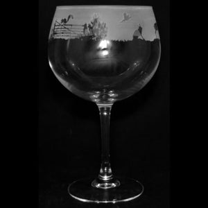 The Milford Collection - Amino Glass  - Gin Glass