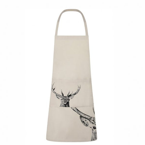 Little Weavers Arts - Majestic Stag - Apron