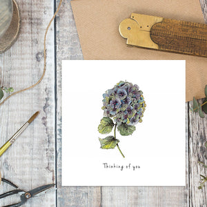 Toasted Crumpet - Thinking Of You Greetings Card