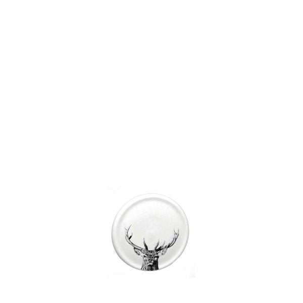 Little Weaver Arts - Majestic Stag China Coaster