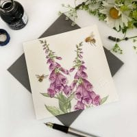 Pear Tree Heybridge - Sarah Broddy - Bee-tanical - Foxglove