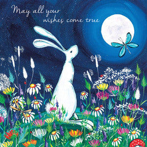 Eco Friendly Card Company - Kate Andrew -May All your Wishes Come True
