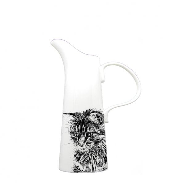 Little Weaver Arts - Cat Jug