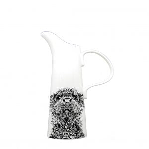 Little Weaver Arts - Otter Jug