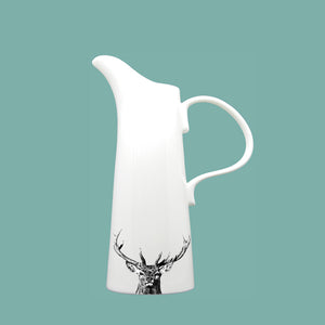 Little Weaver Arts - Majestic Stag Jug