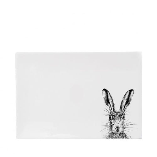 Little Weaver Arts - Sassy Hare Melamine Placemats
