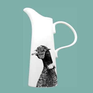 Little Weaver Arts - Pheasant Jug