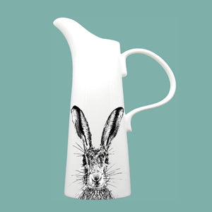 Little Weaver Arts - Sassy Hare Jug