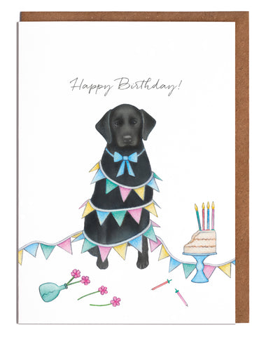 Lottie Murphy Greetings Card - Happy Birthday