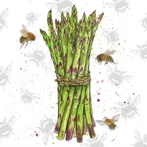 Pear Tree Heybridge - Sarah Broddy - Bee-tancial Asparagus