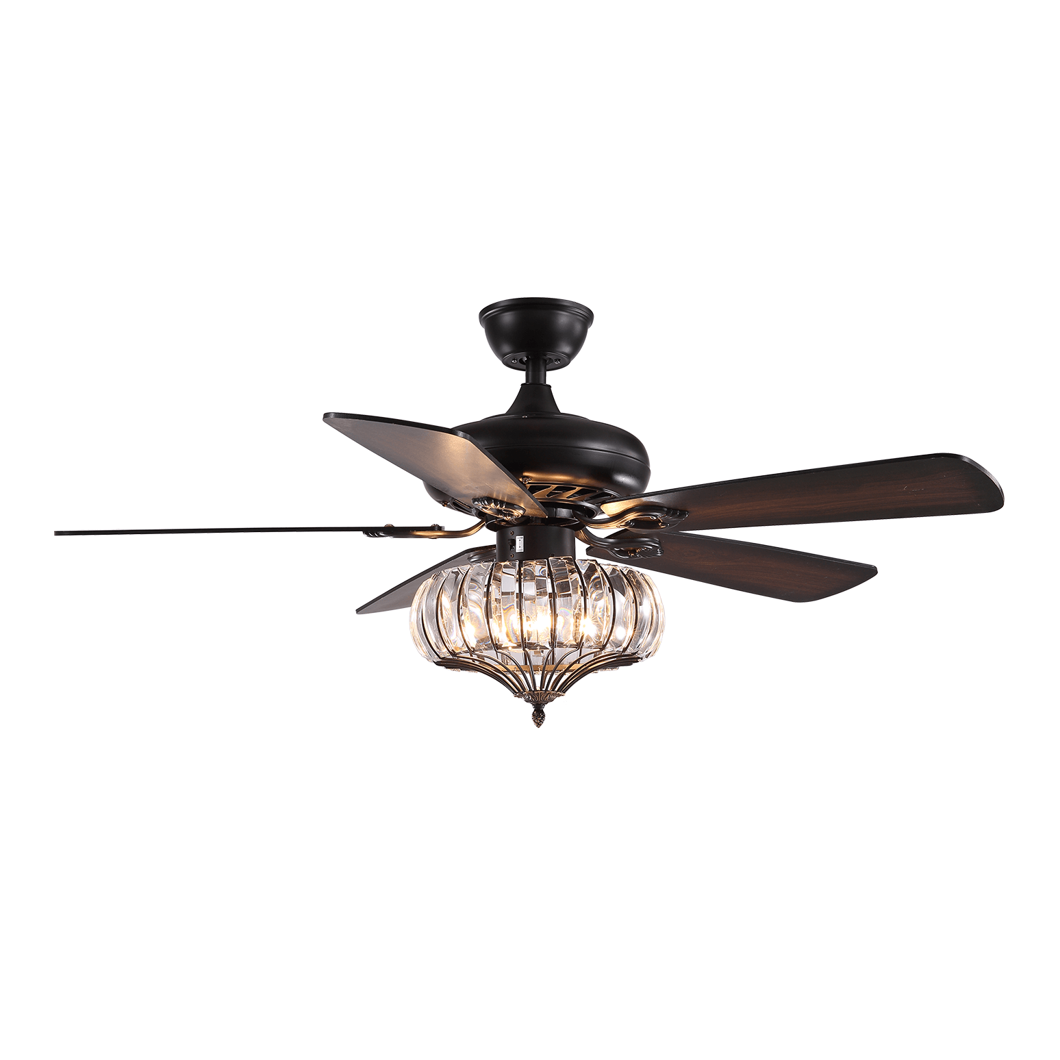 Wood Blade Ceiling Fan