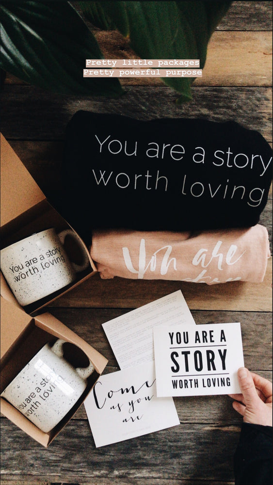 PRE-SALE You Are A Story Worth Loving® RAK Cards