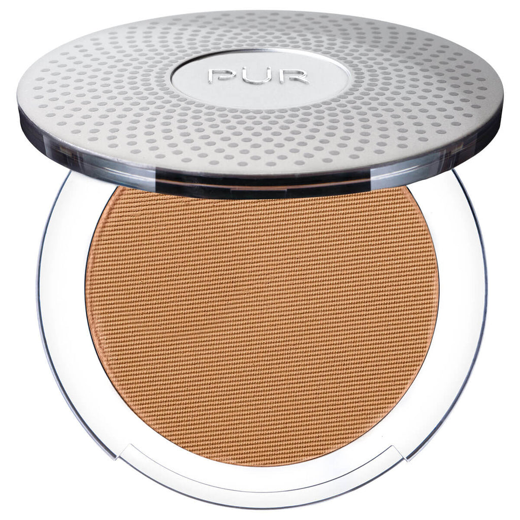 4-in-1 Pressed Mineral Makeup Foundation with Skincare Ingredients