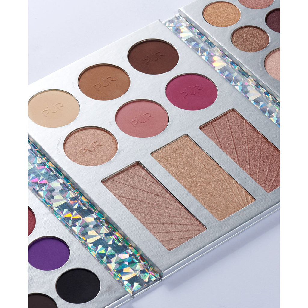 Pur Cosmetics Crystal Clear Ultimate Face Palette