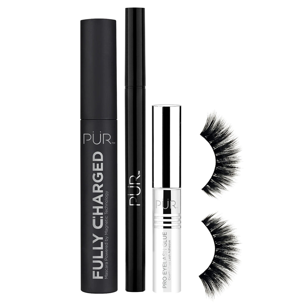 Pur Crystal Clear 4-piece perfect eye set
