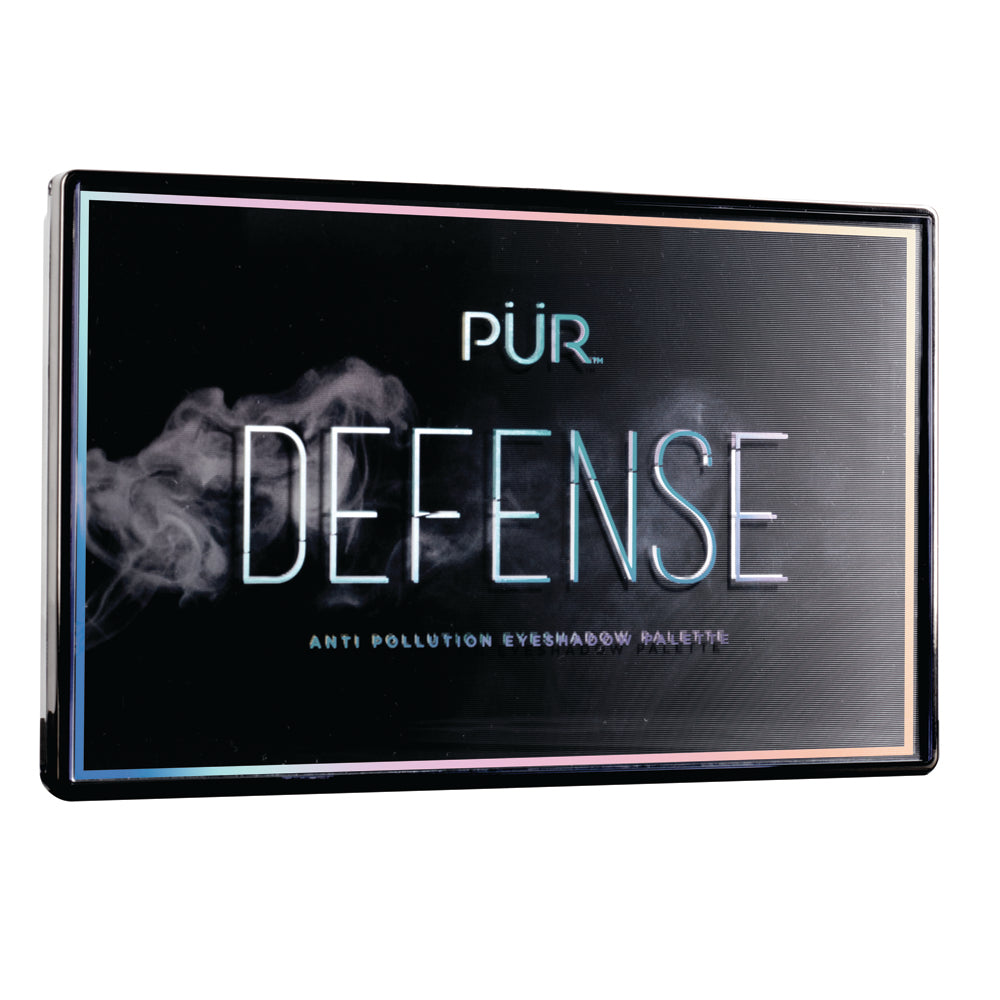 PUR Cosmetics Defense Anti-Pollution Eyeshadow Palette Closed