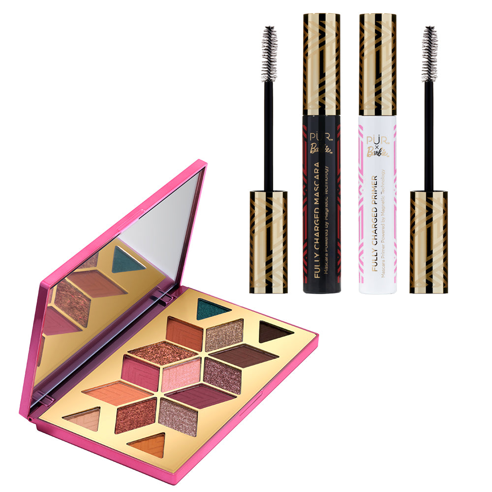 Endless Magic - Mascara Duo and Eye Shadow Palette Bundle