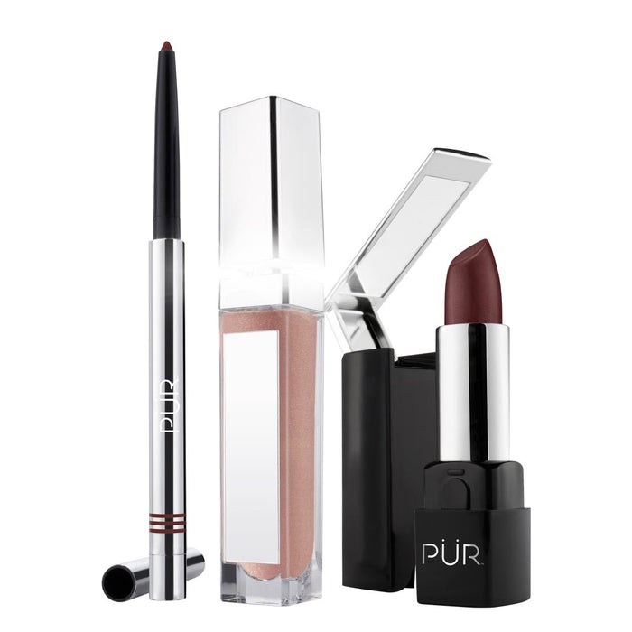 Quick Pro 3-Piece Lip Kit