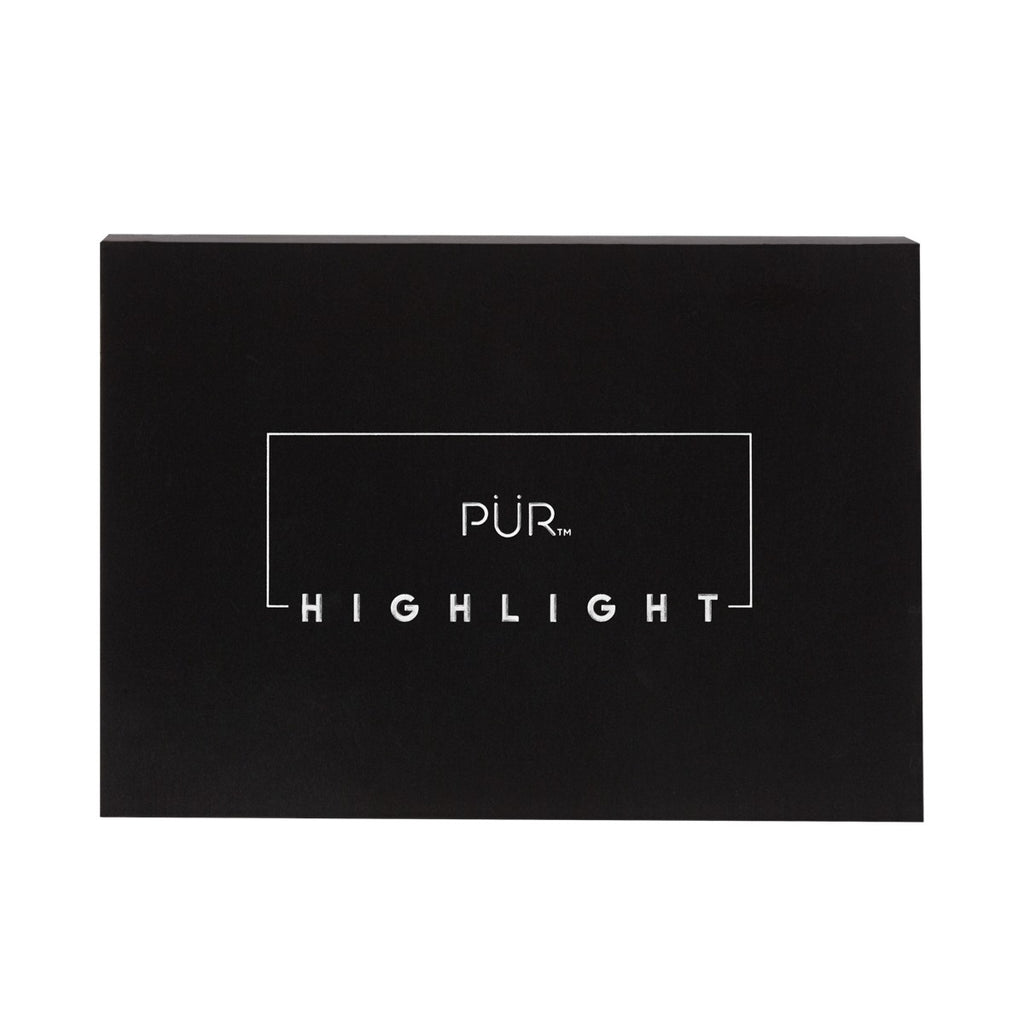 Quick Pro Highlight Palette - 6-Pan Highlighter Palette