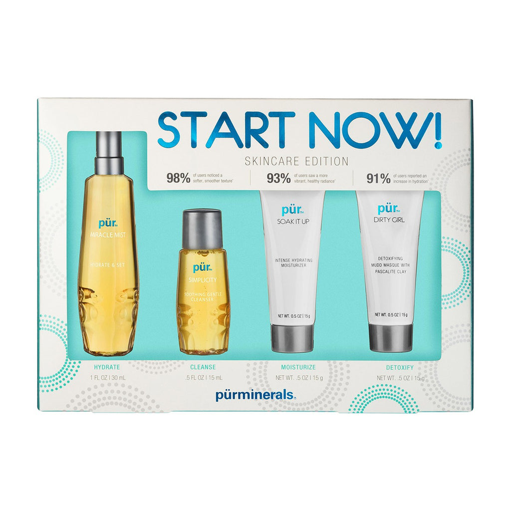 Start Now! Skincare Edition - Skincare Starter Kit