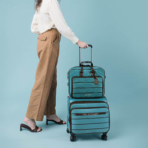 Valise & Neeson Set - Teal