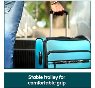 Stable trolley