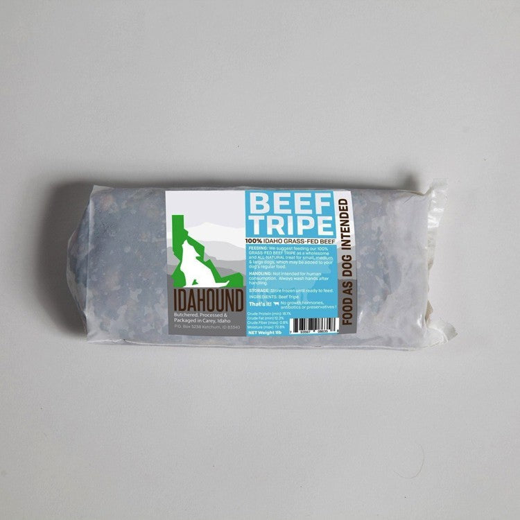Green Beef Tripe (1 lb.) - SOLD OUT