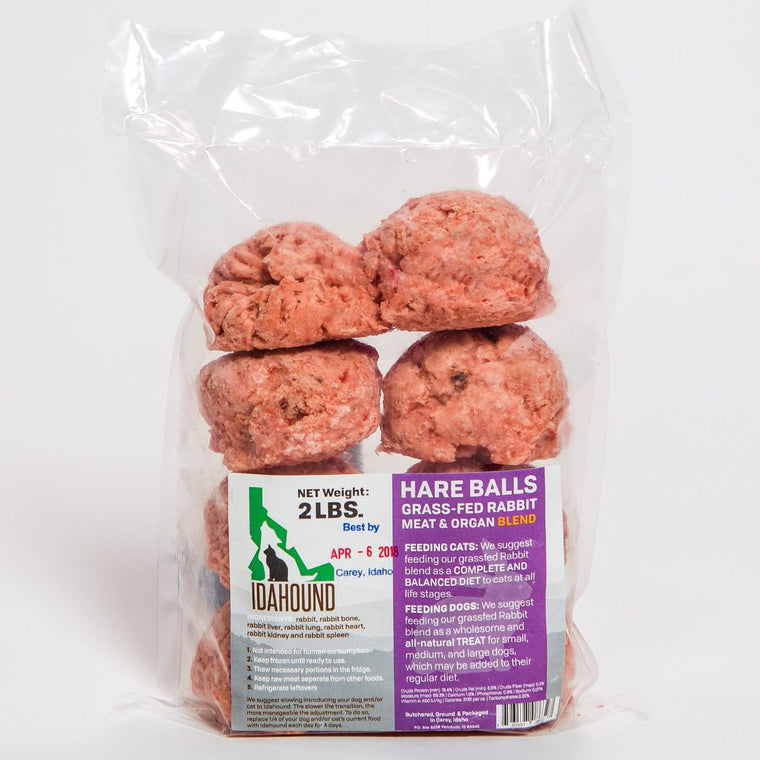 Hare Balls (2 lbs.) - SOLD OUT