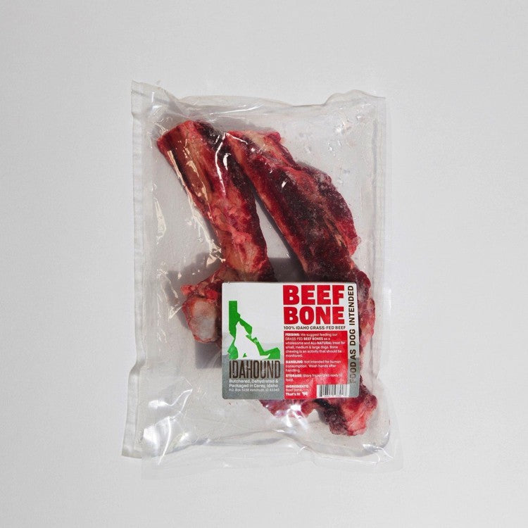 Raw Meaty Beef Bones (ribs)