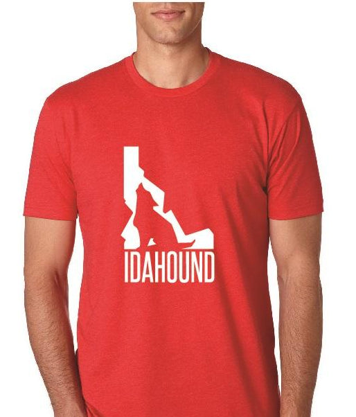 Idahound T-shirt - Red