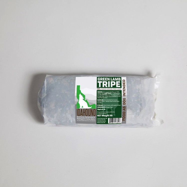 Green Lamb Tripe (1 lb.) - SOLD OUT