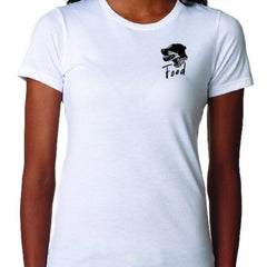 Idahound T-shirt - White