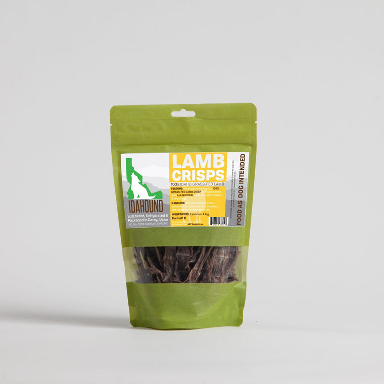 Lamb Crisps (4 oz.) - SOLD OUT