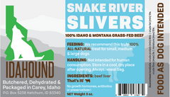 Snake River Slivers (3 oz.)