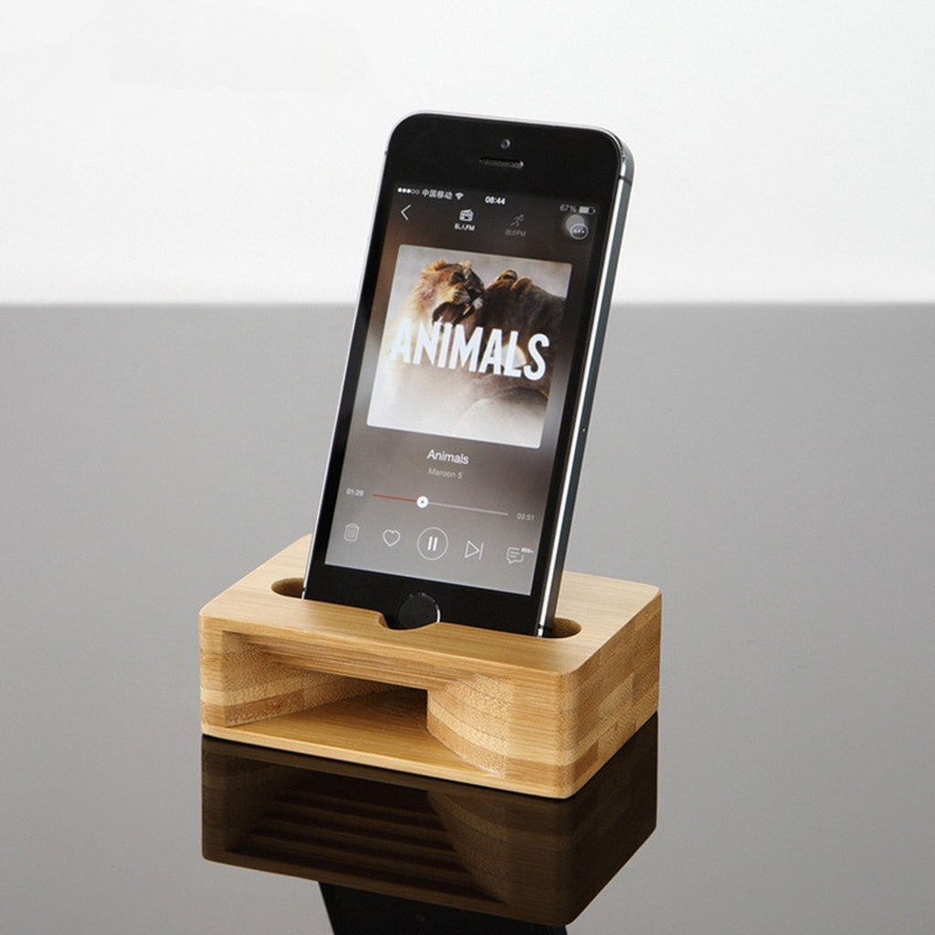 Bamboo SmartSound Amplifier Dock