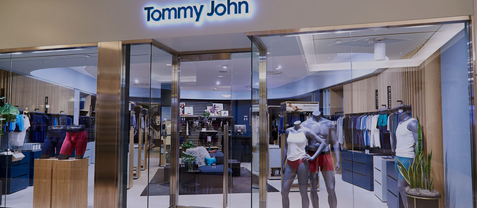 Tommy John Retail Store Image